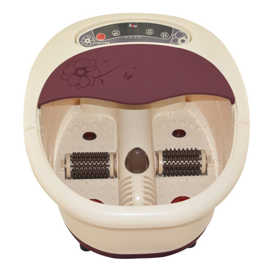 Dr. Physio Foot spa massager with auto roller_Visuel_1_1_Flipkart2